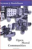 Open Moral Communities 9780262133654