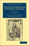 Nicephori Gregorae Byzantina historia 3 volume Set : Graece et Latine, Gregoras, Nicephorus, 1108043658