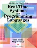 Real-Time Systems and Their Programming, Burns, Alan and Wellings, A. J., 020140365X