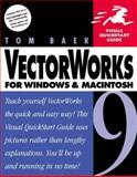 VectorWorks 9 for Windows and Macintosh, Baer, Tom, 0201703653
