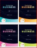 Exploring Business, Karen Collins, 0131403656