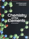 Chemistry of the Elements, Greenwood, N. N. and Earnshaw, A., 0750633654