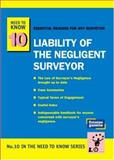 Liability of the Negligent Surveyor, Maltz, Ben and Vegoda, Victor H., 1898383650