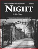 Night Common Core Aligned Literature Guide, Rowley, Kathleen, 1938913663