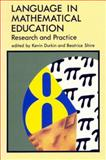 Language in Mathematical Education : Research and Practice, Kevin Durkin, 0335093663