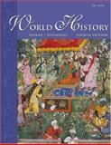 World History : To 1400, Duiker, William J. and Spielvogel, Jackson J., 0534603661