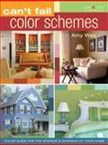 Can't Fail Color Schemes, Amy Wax, 1580113664