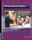 Teaching Special Students in General Education Classrooms, Rena B. Lewis and Donald H. Doorlag, 0130983667