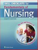 Skills Checklists for Fundamentals of Nursing : The Art and Science of Person-Centered Nursing Care, Taylor, Carol and Lillis, Carol, 1451193661