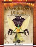 Unrighteous Villains, Todd Stewart and Nicolas Logue, 1496123662
