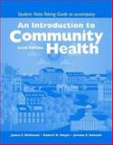 Ntg- Intro to Community Health 6E Student Note Taking Guide, McKenzie and Mckenzie, 0763753661