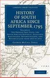 History of South Africa since September 1795, Theal, George McCall, 1108023665