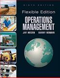 Operations Management, Flexible Edition and Lecture Guide and Student CD and DVD Package, Heizer, Jay and Render, Barry, 0136073662
