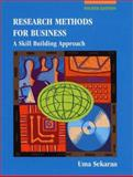 Research Methods for Business : A Skill Building Approach, Sekaran, Uma, 0471203661