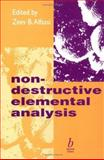 Non-destructive Elemental Analysis, Z. Alfassi, 0632053666