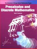 Precalculus and Discrete Mathematics, University of Chicago School Mathematic Project Staff, 0673333663