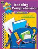 Reading Comprehension, Grade 5, Teacher Created Resources Staff, 0743933664