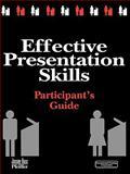 Effective Presentation Skills, International Training Corporation Staff and Pfeiffer, J. William, 0883903660