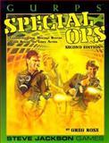GURPS Special Ops, Greg Rose, 1556343663