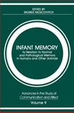 Infant Memory : Its Relation to Normal and Pathological Memory in Humans and Other Animals, , 1461593662