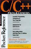 C/C++ Programmer's Reference, Schildt, Herbert, 0078823676