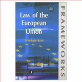 Law of the European Union, Kent, Penelope, 0582423678