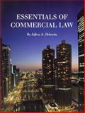 Essentials of Commercial Law, Helewitz, Jeffrey A., 0929563670