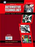 Worktext for Automotive Technology : Principles, Diagmosis and Service, Halderman, James D., 0131103679