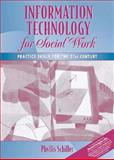 Information Technology for Social Work (with Research Navigator Guide for the Helping Professions), Schiller, Phyllis, 0205453678