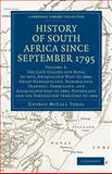 History of South Africa since September 1795, Theal, George McCall, 1108023673