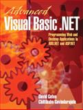 Advanced Visual Basic.NET : Programming Web and Desktop Applications in ADO.NET and ASP.NET, Gefen, David and Govindarajulu, Chittibabu, 0130893676