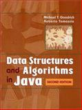 Data Structures and Algorithms in Java, Goodrich, Michael T. and Tamassia, Roberto, 0471383678