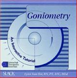 Goniometry : An Interactive Tutorial, Van Ost, Lynn, 1556423675