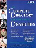 Complete Directory for People with Disabilities, Laura Mars-Proietti, 1592373674