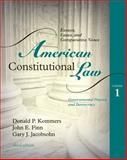 American Constitutional Law 3rd Edition