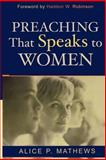 Preaching That Speaks to Women 9780801023675