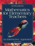 Math for Elementary Teachers 9780030183676