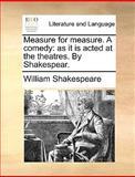 Measure for Measure a Comedy, William Shakespeare, 1170433677