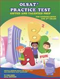 Gifted and Talented Test Prep: OLSAT Practice Test (Kindergarten and 1st Grade), Pi for Kids, 150248367X