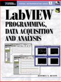 LabVIEW Programming, Data Acquisition and Analysis, Beyon, Jeffrey Y., 0130303674