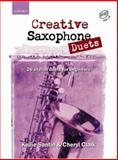 Creative Saxophone Duets (book + CD), , 0193223678