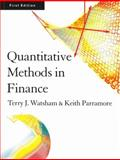 Quantitative Methods for Finance 9781861523679