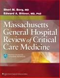 Massachusetts General Hospital Review of Critical Care Medicine, Berg, Sheri M. and Bittner, Edward A., 1451173687