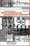 Noisy Information and Computational Complexity, Plaskota, Leszek, 0521553687