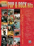 2008 Greatest Pop and Rock Hits, , 073905368X