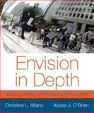 Envision in Depth : Reading, Writing, and Researching Arguments Plus NEW MyWritingLab with EText -- Access Card Package, Alfano, Christine and O'Brien, Alyssa, 0321923685