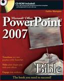 Powerpoint 2007, Faithe Wempen, 0470043687