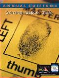 Criminal Justice 2001-2002, Victor, Joseph L. and Naughton, Joanne, 007243368X