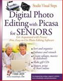 Digital Photo Editing with Picasa for Seniors, Studio Visual Steps Staff, 9059053680