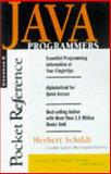 Java Programmer's Reference, Schildt, Herbert and O'Neil, Joe, 0078823684